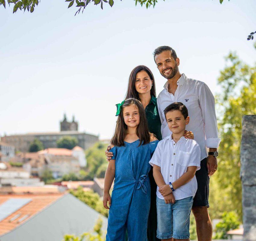 Sessão Familiar (Liane & Bruno)